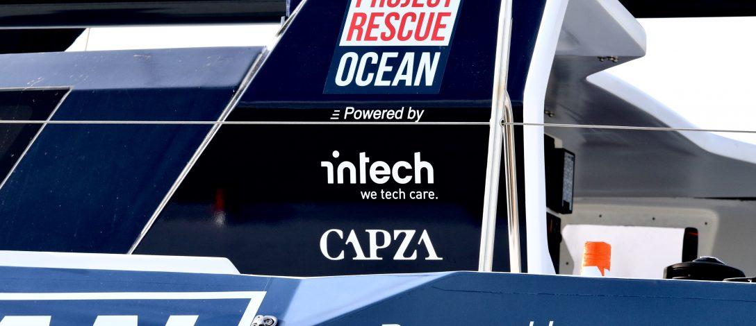 CAPZA bateau Project Rescue Ocean Axel Tréhin