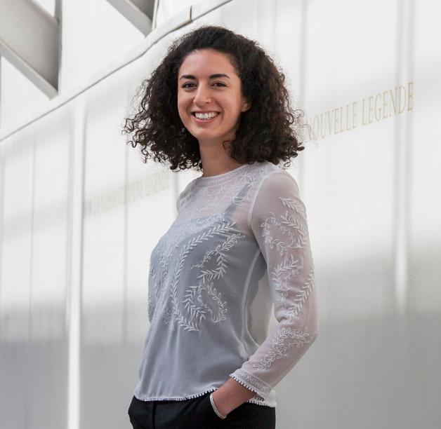 Yasmina Bekkouche