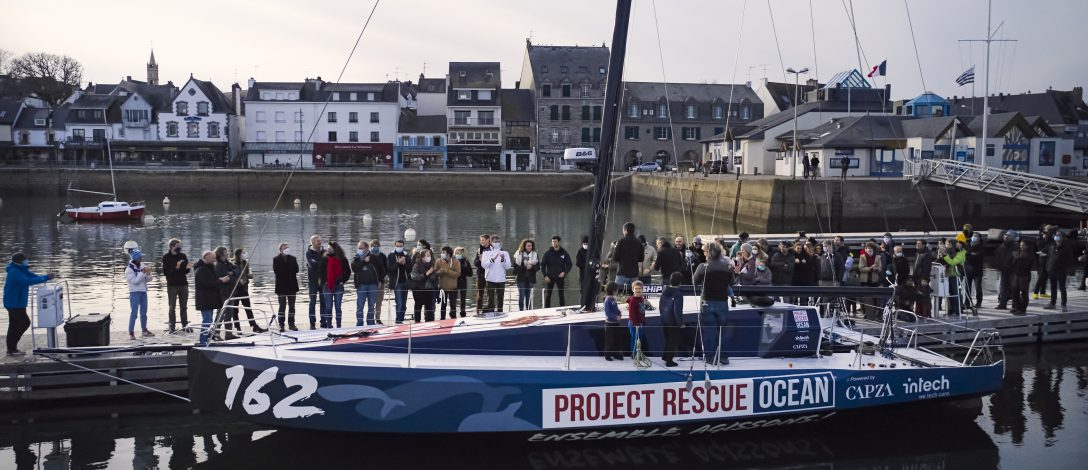 Project Rescue Ocean Axel Tréhin CAPZA